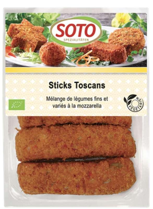 Sticks Toscans BIO, Soto (x 5, 175 g)