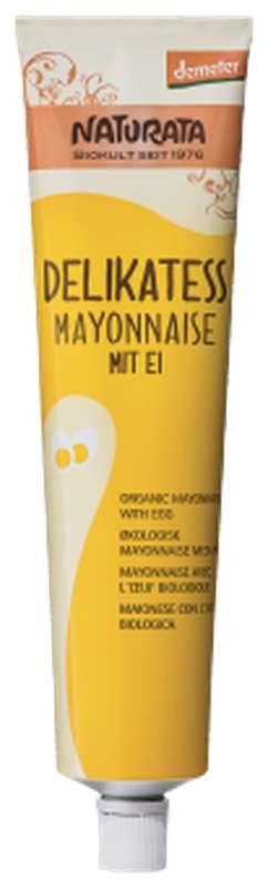 Mayonnaise fine BIO, Naturata (176 g)