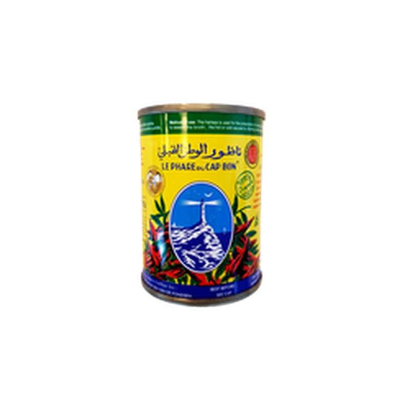 Harissa conserve, Le Phare du Cap Bon (135 g)