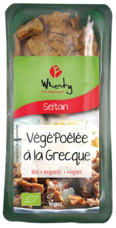 Végé' Poêlée à la Grecque BIO, Wheaty (200 g)