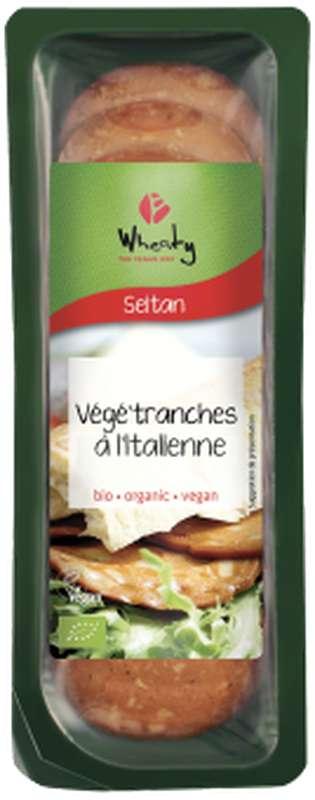 Végé' Tranches à l'italienne BIO, Wheaty (100 g)