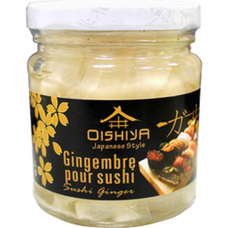 Gingembre pour sushi, Oishiya (110 g)