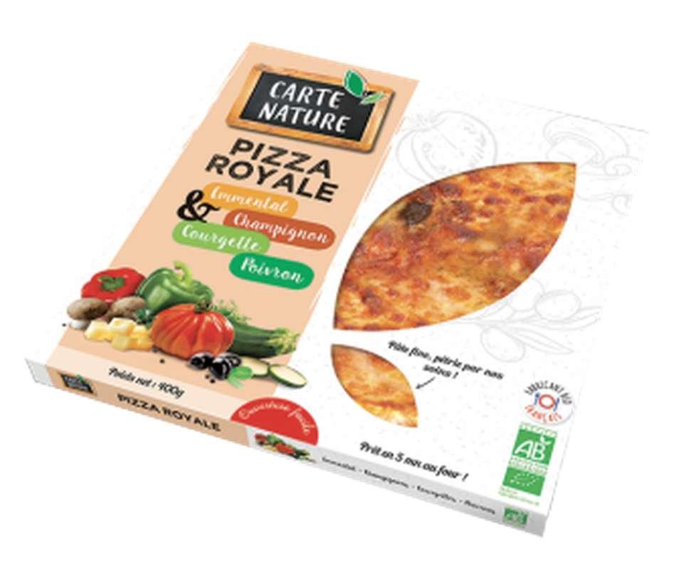 Pizza royale BIO, Carte Nature (400 g)