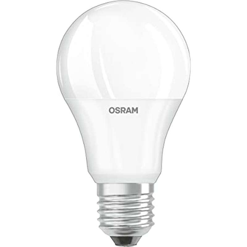 Ampoule dépolie ronde LED à filament 150W culot à vis E27 - blanc chaud, Osram (x 1)