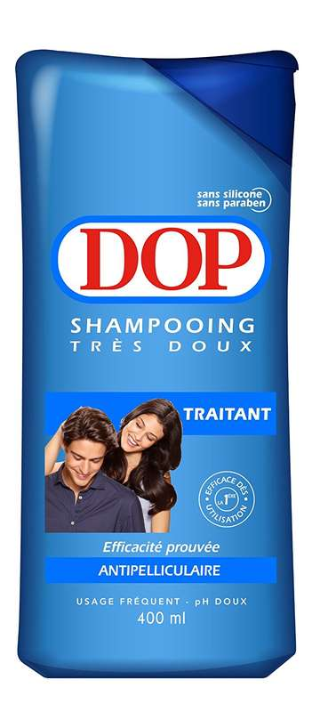Shampoing anti pellicullaire, Dop (400 ml)