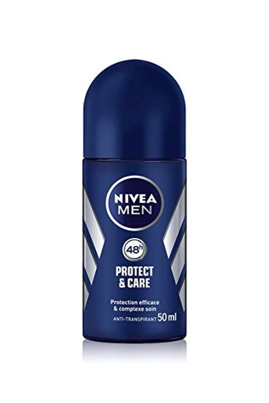 Déodorant bille Protect & Care pour homme, Nivea Men (50 ml)