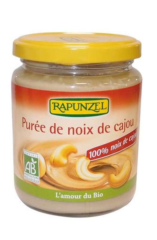 Purée de noix de cajou BIO, Rapunzel (250 g)