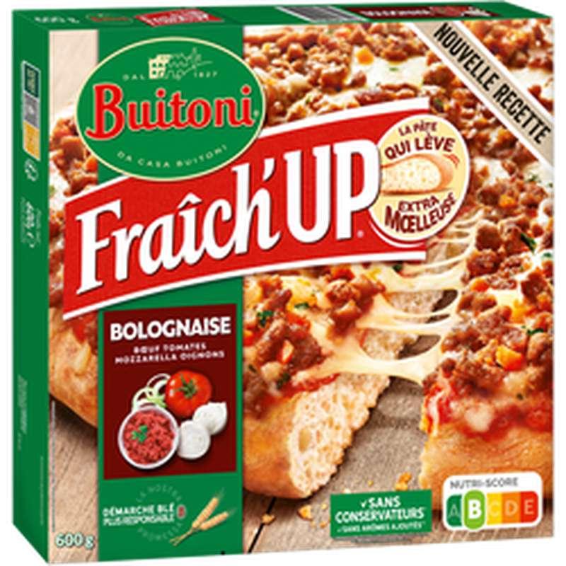 Pizza Fraich'up à la Bolognaise, Buitoni (600 g)