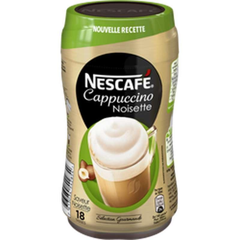 Cappuccino noisette, Nescafé (270 g)