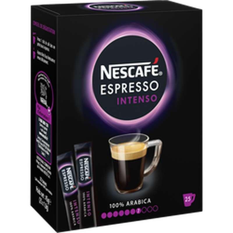 Sticks Espresso intenso, Nescafe (x 25)