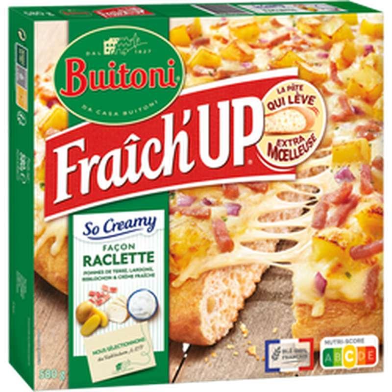Pizza Fraich'up So Creamy Raclette, Buitoni (580 g)