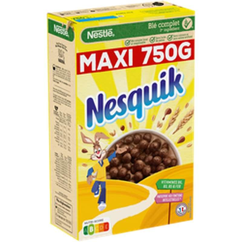 Céréales Nesquik, Nestlé (750 g)