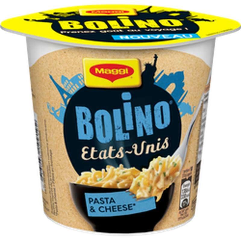 Bolino Etats Unis pâtes fromage, Maggi (78 g)