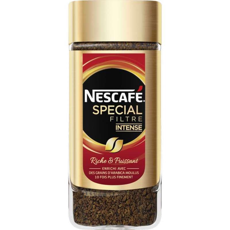 Café soluble spécial filtre, Nescafé (100 g)