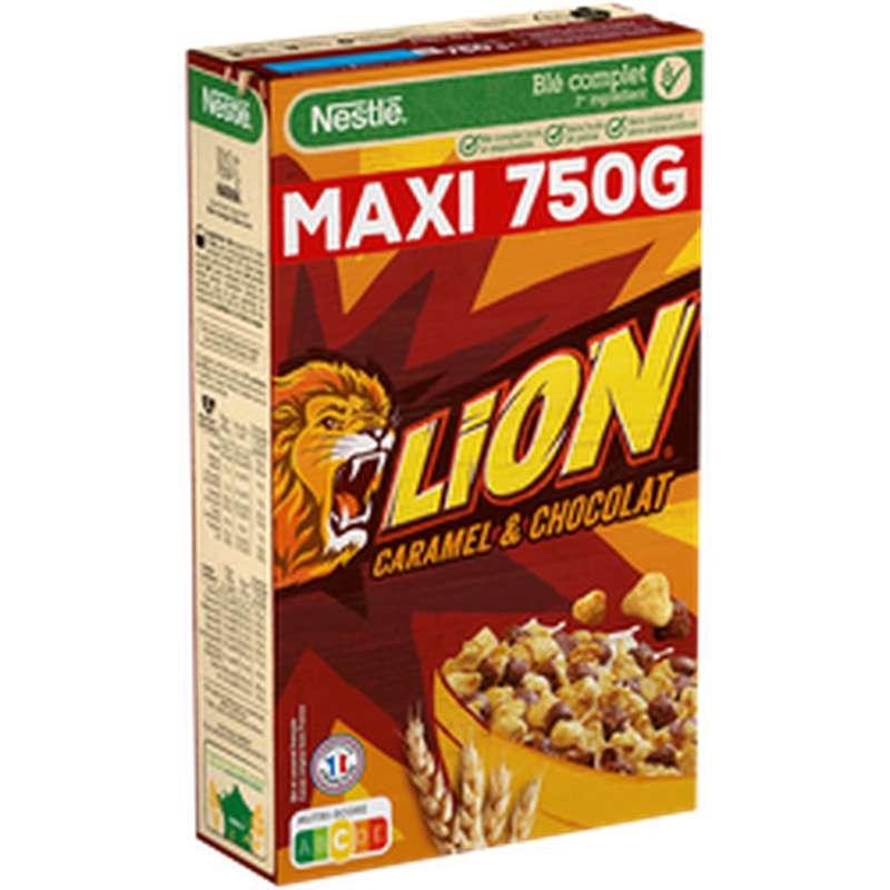 Céréales Lion, Nestlé (750 g)