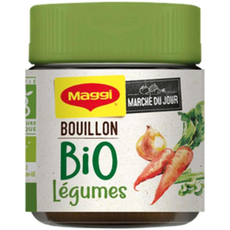 Bouillon de légumes en poudre BIO, Maggi (80 g)