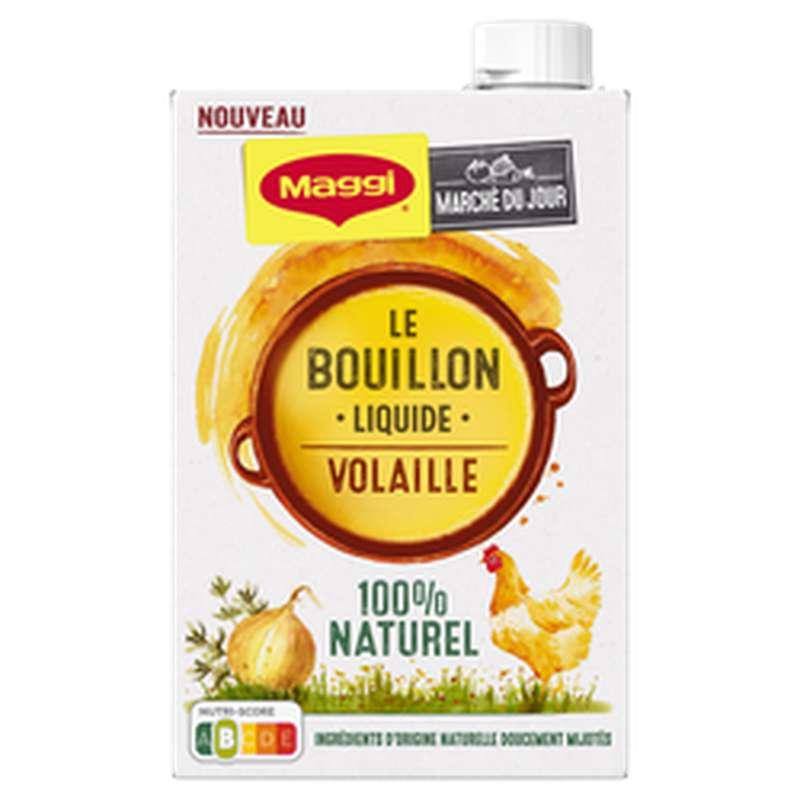 Bouillon liquide thaï de volaille, Maggi (400 ml)