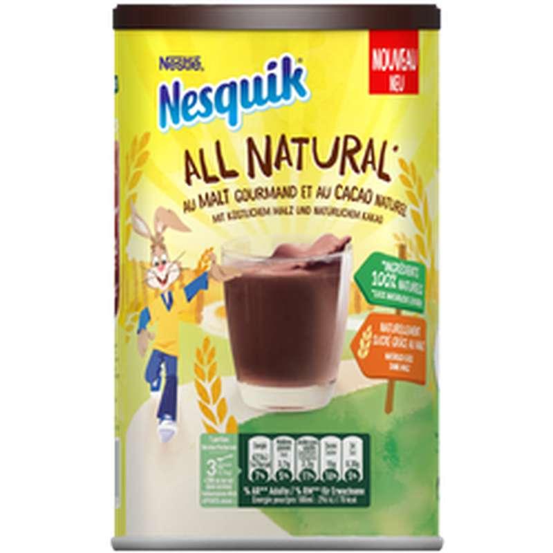 Nesquik All Natural format boîte (400 g)