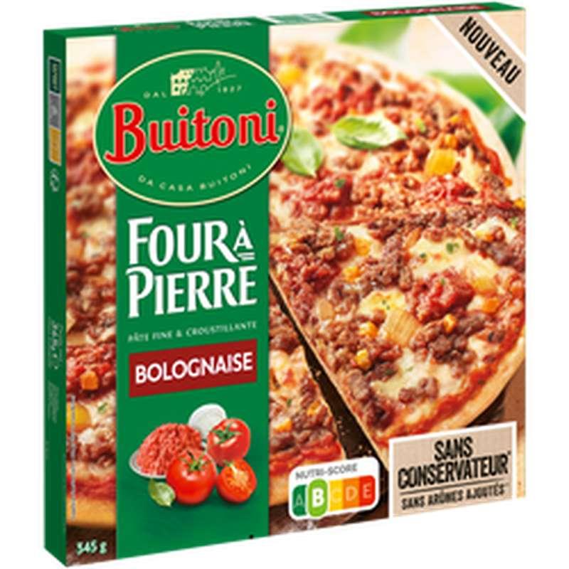Pizza Four à Pierre à la Bolognaise, Buitoni (345 g)