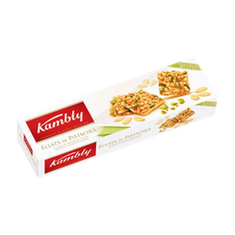 Biscuits éclats de pistaches, Kambly (80 g)