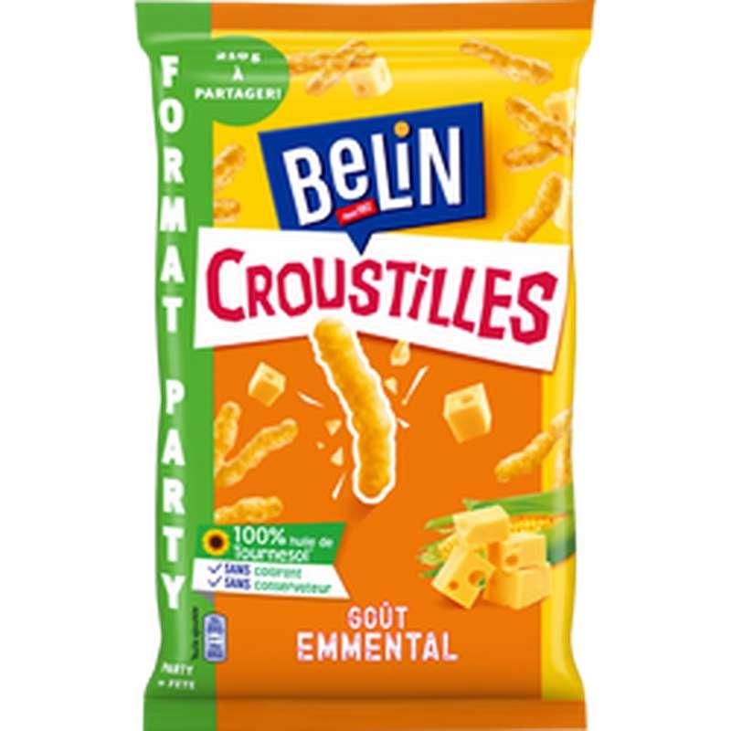 Croustilles emmental Party, Belin (210 g)