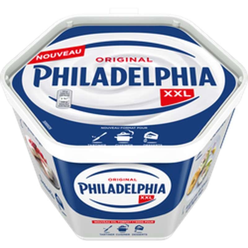 Fromage frais pot XXL, Philadelphia (500 g)
