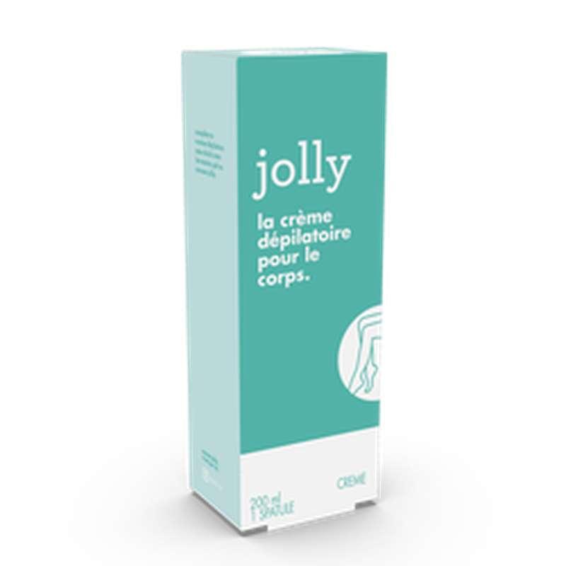 Crème dépilatoire, Jolly (200 ml)