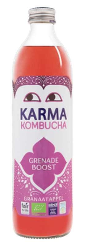 Kombucha grenade boost BIO, Karma (50 cl)