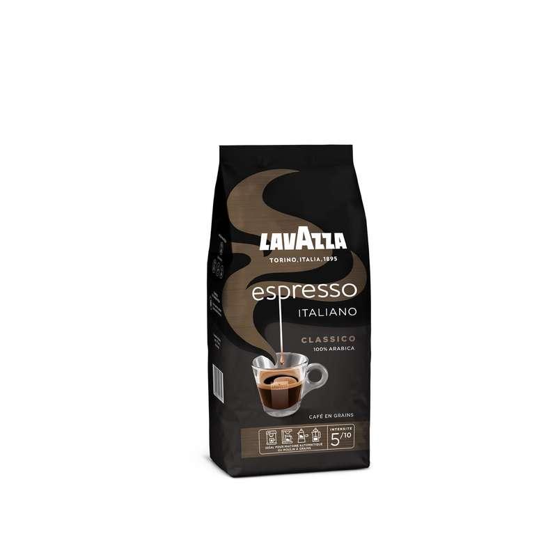 Café en grains Espresso Italiano, Lavazza (500 g)