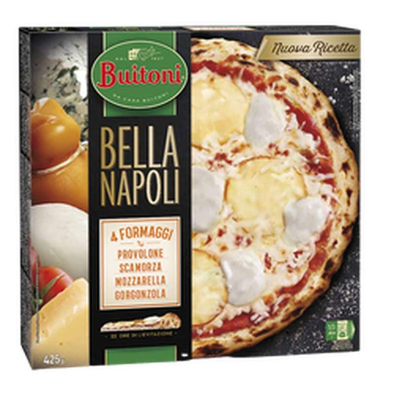 Pizza Bella Napoli 4 fromaggi, Buitoni (425 g)