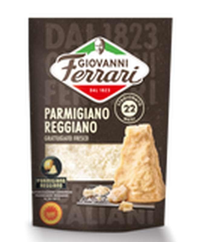 Parmigiano Reggiano AOP râpé, Giovanni Ferrari (60 g)