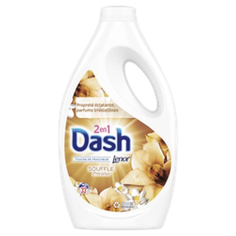 2 en 1 Liquide souffle précieux, Dash (33, 1815 ml)