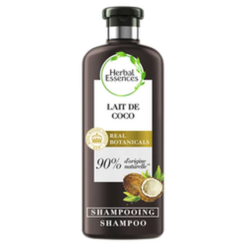 Shampoing lait de coco, Herbal Essences (250 ml)