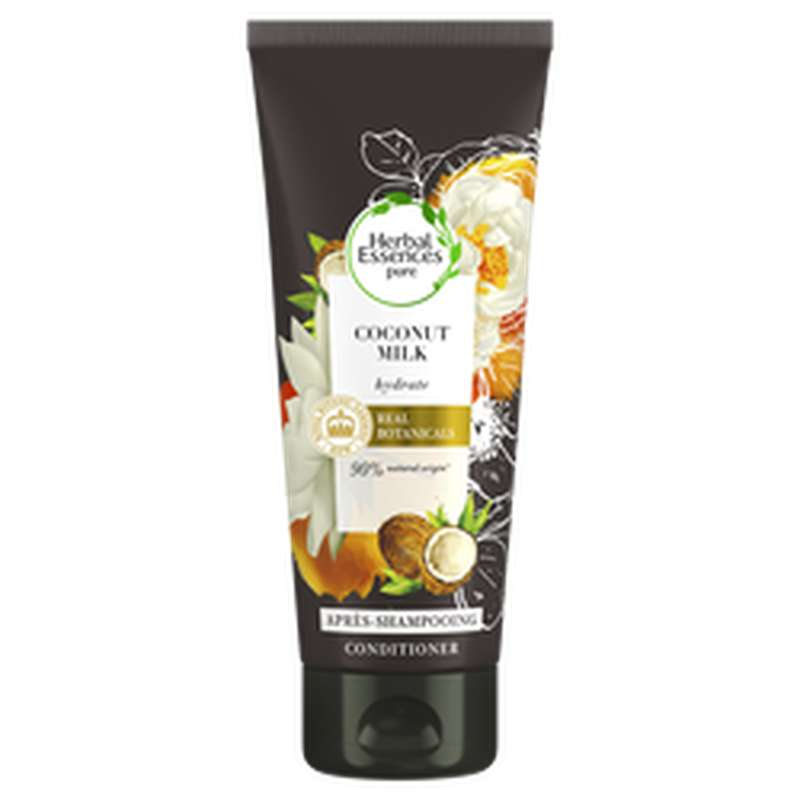 Après-shampoing lait de coco, Herbal Essences (200 ml)