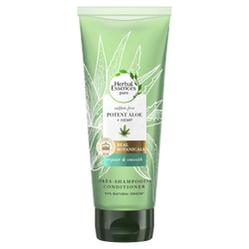 Après-shampoing Aloe et chanvre, Herbal Essences (180 ml)