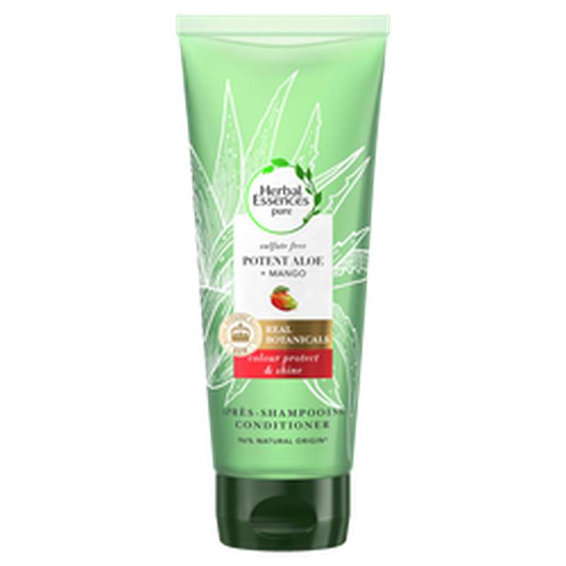 Après-shampoing Aloe et mangue, Herbal Essences (180 ml)