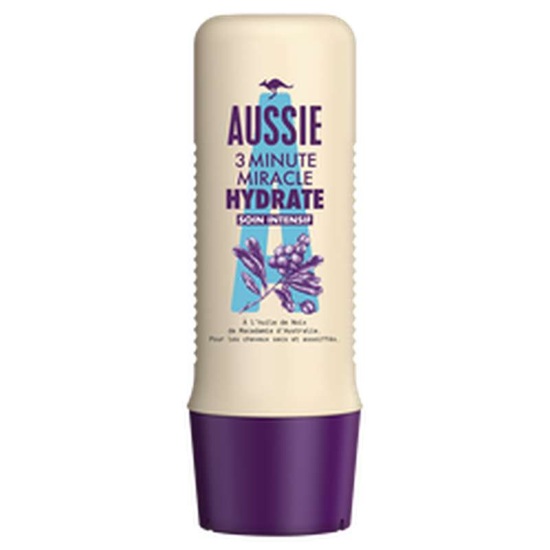 Soin 3min Miracle Moist, Aussie (250 ml)