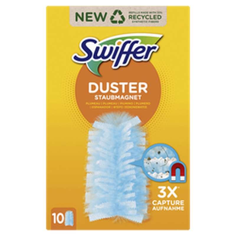 Recharge Plumeaux Duster 3x plus absorbants, Swiffer (x 10)
