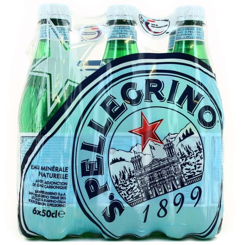 Pack de San Pellegrino (6 x 50 cl)