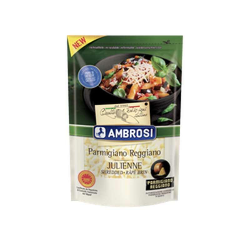 Parmigiano reggiano AOP râpé, Ambrosi (85 g)
