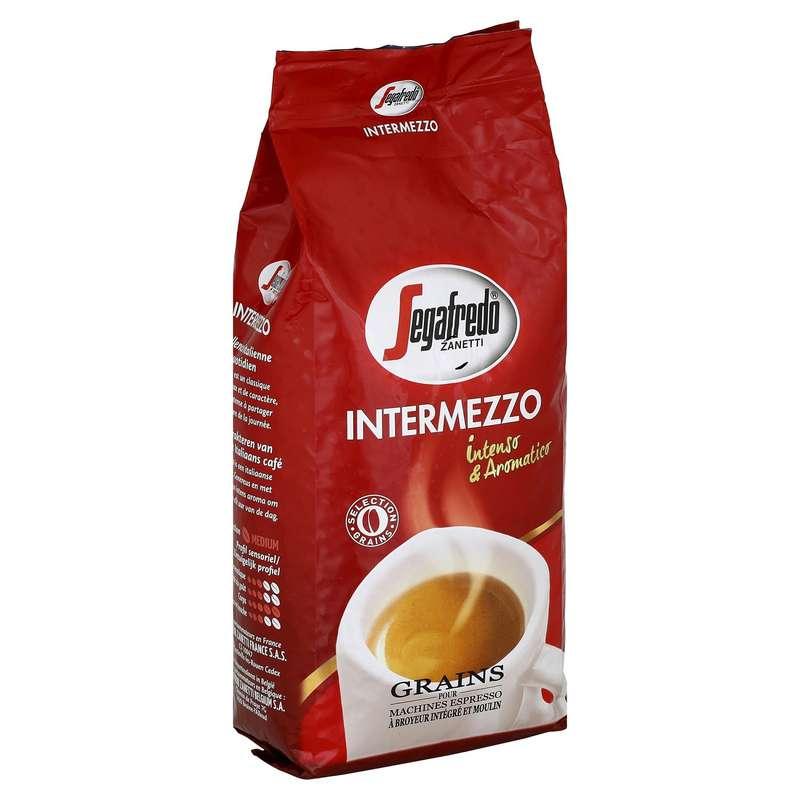 Café en grains Intermezzo, Segafredo (1 kg)