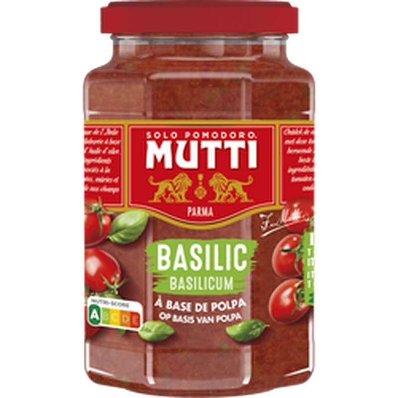 Sauce tomate au basilic, Mutti (400 g)