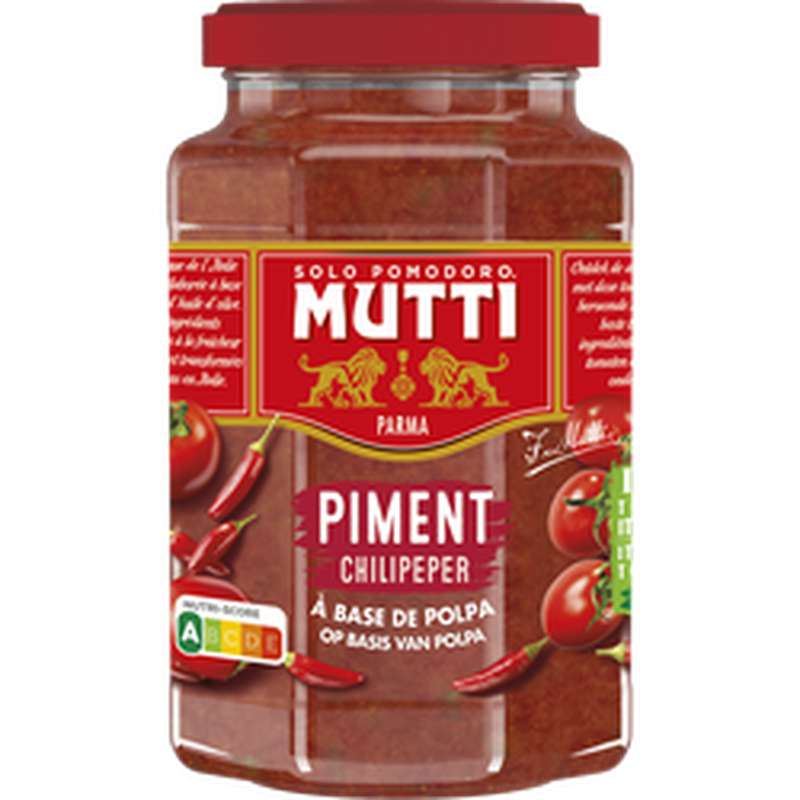 Sauce tomate au piment, Mutti (400 g)