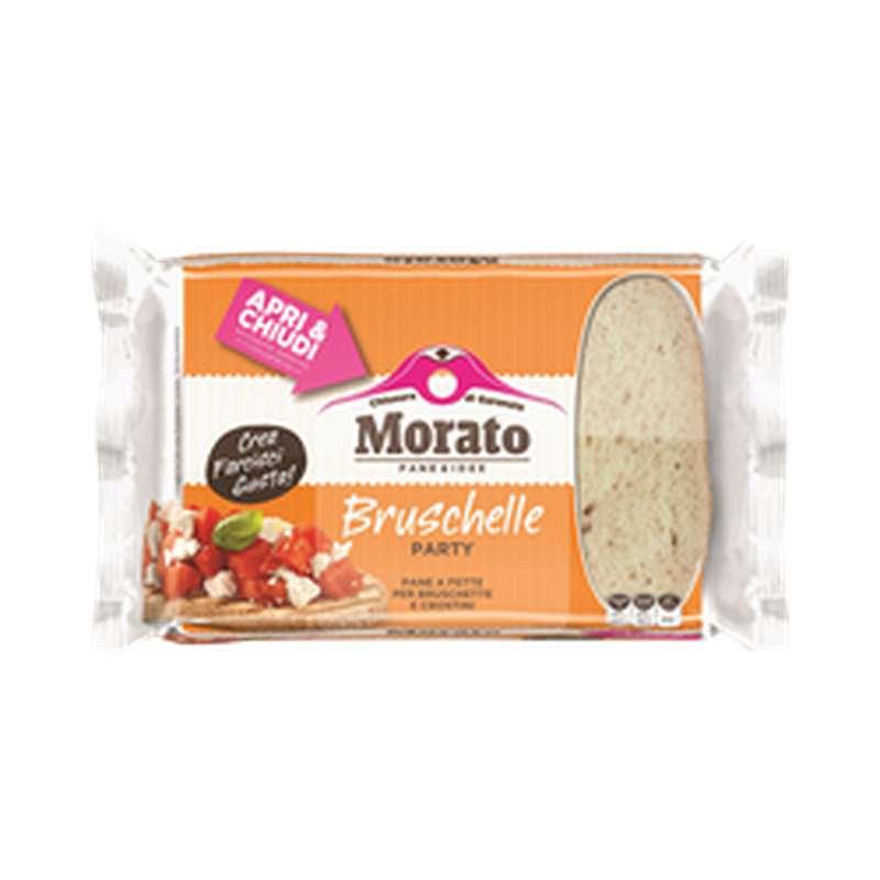 Mini bruschelline party, Morato (350 g)