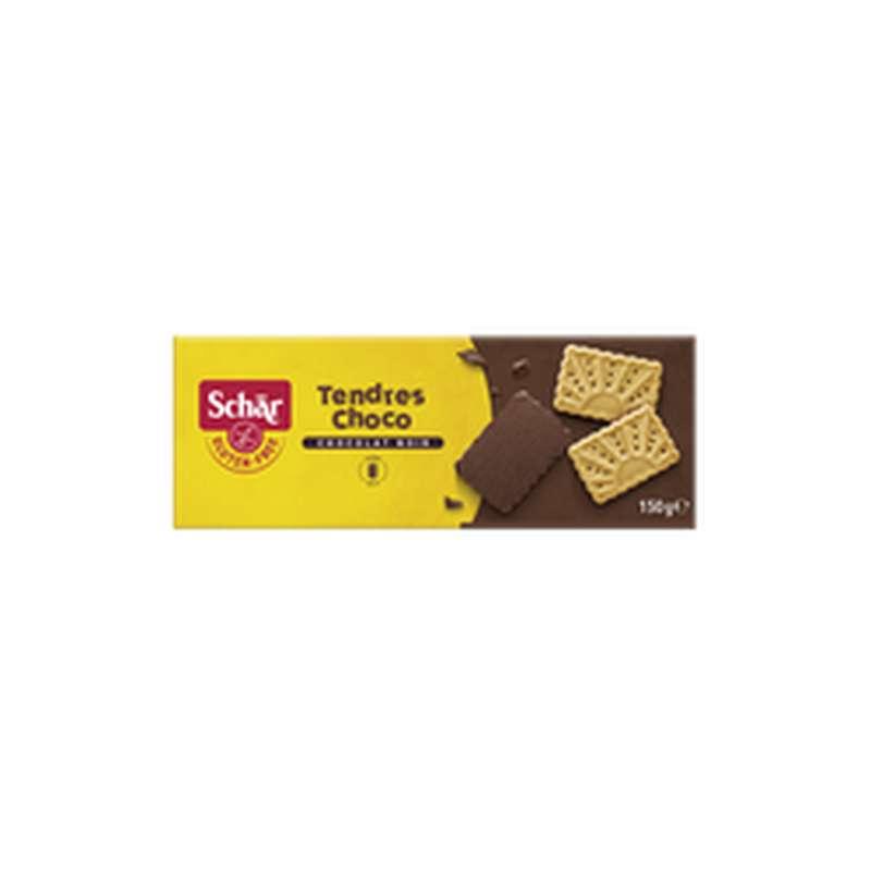 Biscuits tendre choco sans gluten, Schar (150 g)