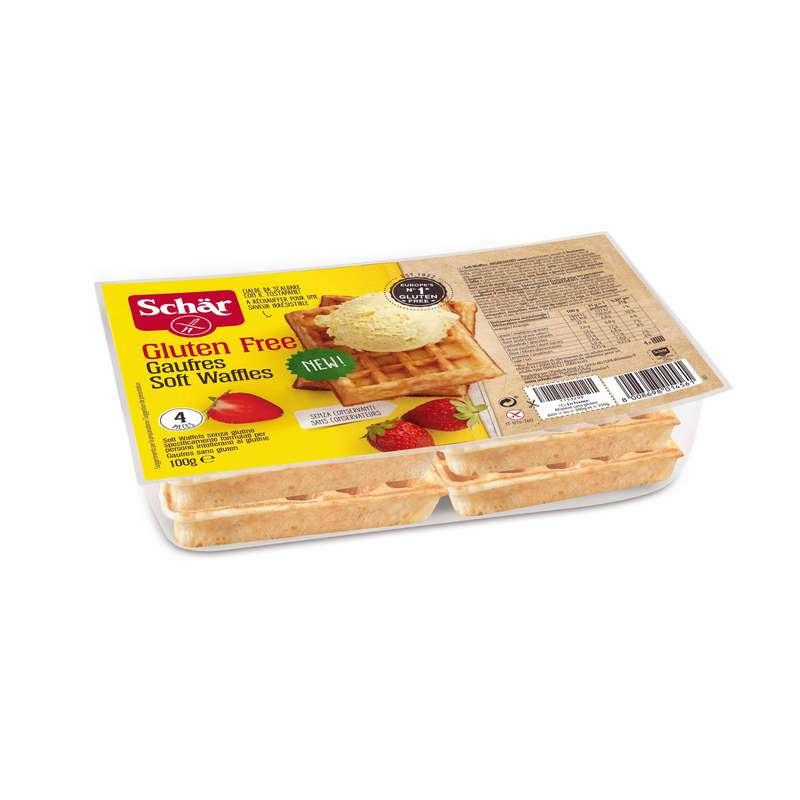 Gaufres sans gluten, Schar (100 g)