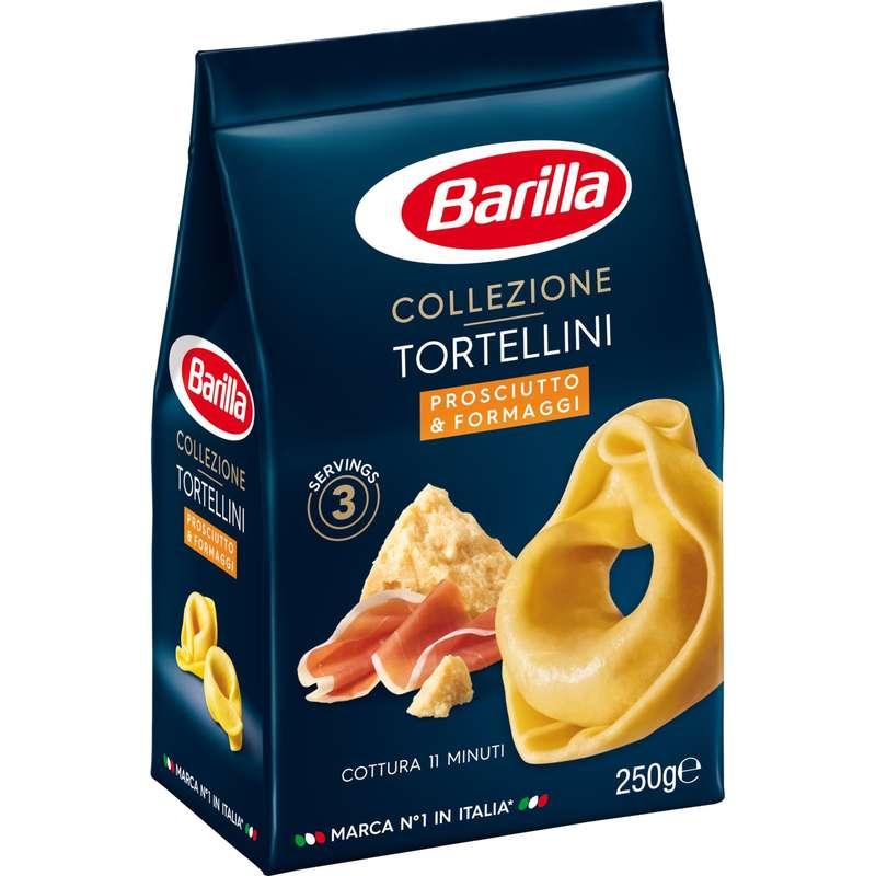 Tortellini jambon fromage La Collezione, Barilla (250 g)