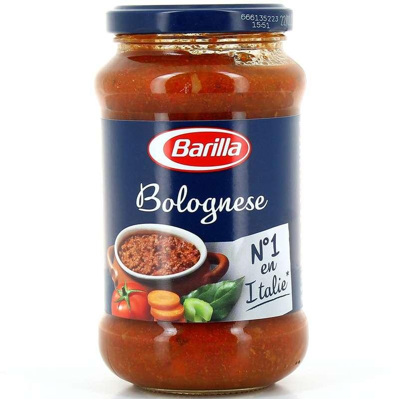 Sauce bolognaise, Barilla (400 g)