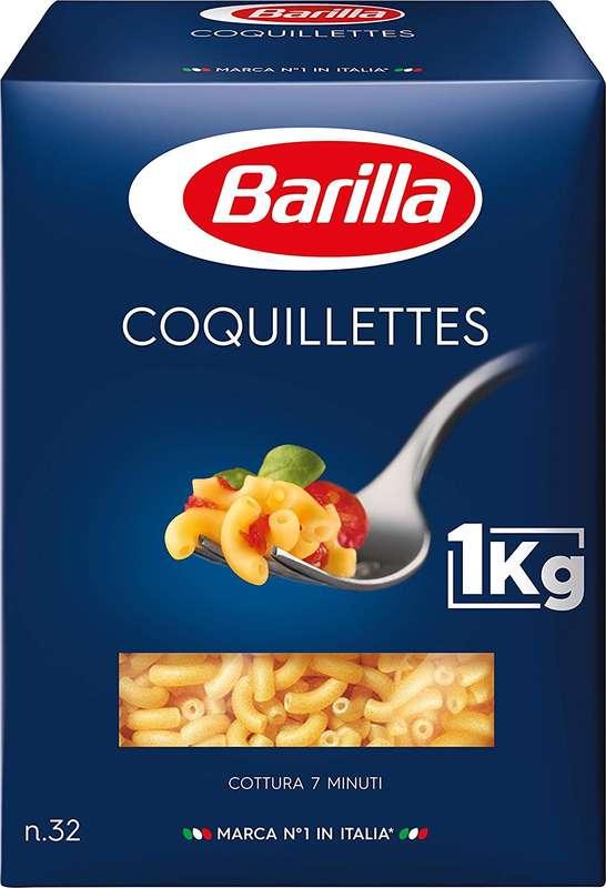 Coquillettes, Barilla (1 kg)