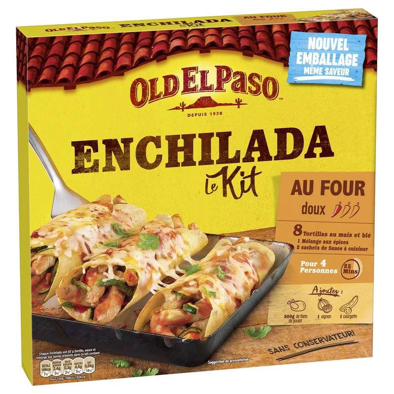 Kit enchiladas, Old El Paso (657 g)